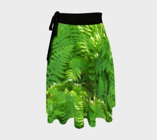 Verdant Wrap Skirt preview