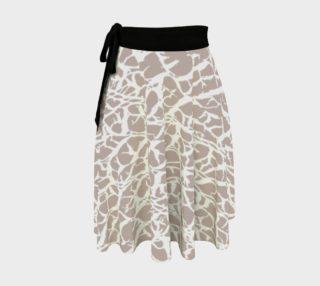 Desert Frost Wrap Skirt preview