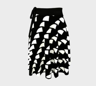 Movin' On Up Wrap Skirt preview