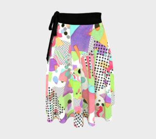 Rad Retro Party Circle Skirt preview