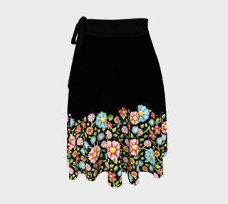 Aperçu de Millefiori Horizon Circle Skirt