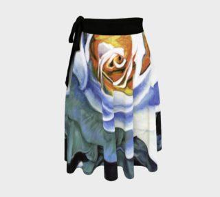 """Natalie"" Wrap Skirt preview"