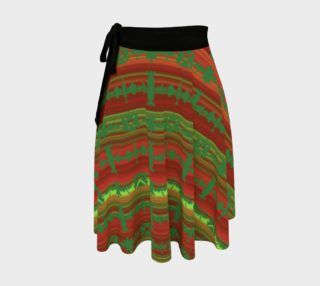 SW Salsa Wrap Skirt preview