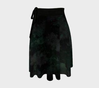 Aperçu de Green Druid's Apprentice Galaxy Wrap Skirt