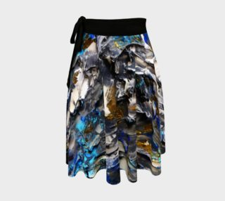 Chaos And Gold - Wrap Skirt preview