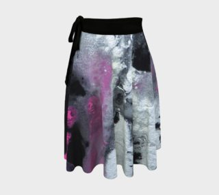 Illuminating at Dusk Wrap Skirt preview