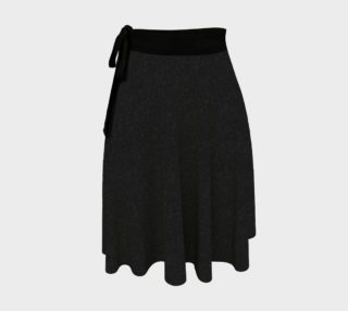 Charcoal | Wrap Skirt preview