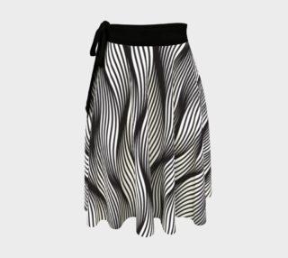 Wrap skirt - Design 10/365 preview