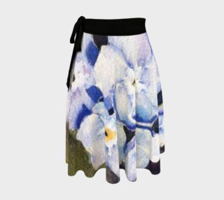 Forget-me-not Wrap Skirt preview