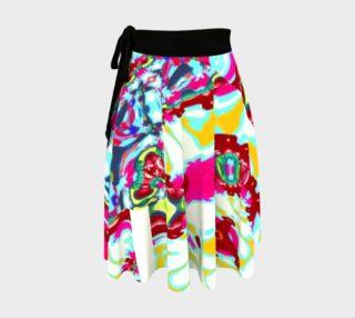 City Girl Yoga / Swagwrap Skirt preview