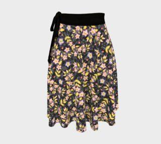 Aperçu de Rosy Garland Circle Skirt
