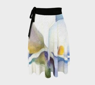 Calla Lily Wrap Skirt preview