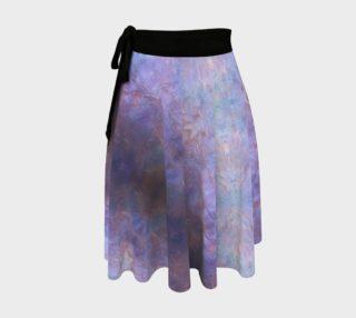 Alexandrite Moon Wrap Skirt preview