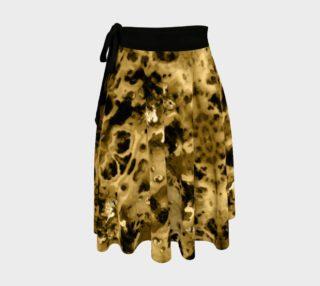 Cork Wrap Skirt preview