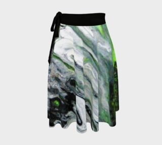 Night Vision Wrap Skirt preview