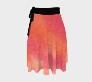 Poppy Song Wrap Skirt preview