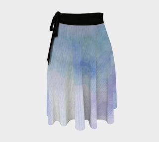 Blue Rose Dance Wrap Skirt preview
