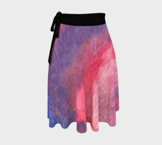 Roses at Night Wrap Skirt preview