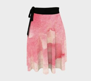 Rose Blush Wrap Skirt preview
