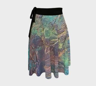 Forest Wrap Skirt preview