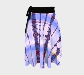 Aperçu de Gypsy Romance Elopement Wrap Skirt