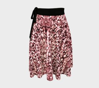 Rose Stone Wrap Skirt preview