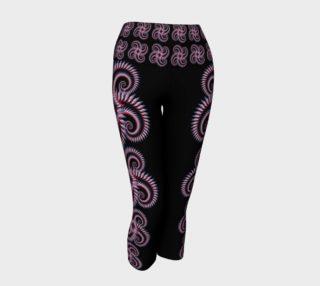 Aperçu de Broken Bandha Yoga Capris Leggings