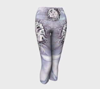 """""""Let There Be Light"""" Yoga Capris preview"""