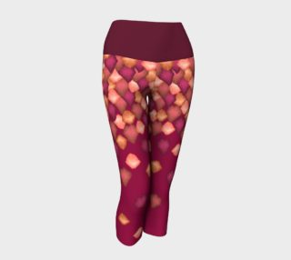 Falling Leaves Yoga Capris preview