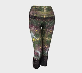 Seahorse Billows Yoga Capris preview