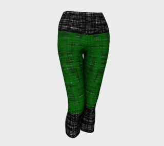 platno (green) yoga capris preview