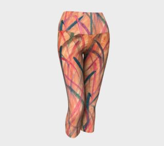 Forest Fire Yoga Capris preview