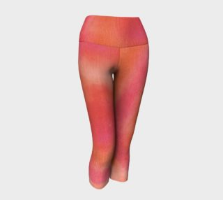 Poppy Song Yoga Capris preview