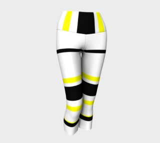 yellow black and white stripes 2 preview