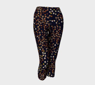 Pressed Flower Capris preview
