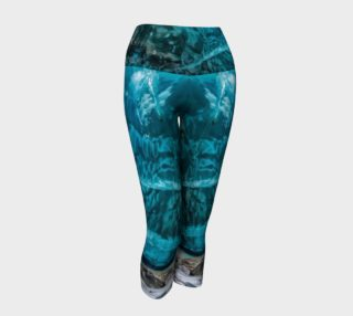 Mendenhall Ice Caves 2 yoga capris preview