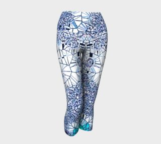 Abstract leggings preview