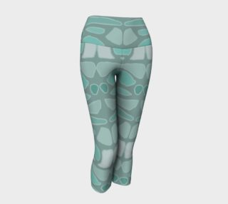 Crazy Yoga Capris preview