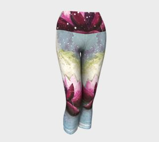 Energy Lotus Yoga Capris aperçu