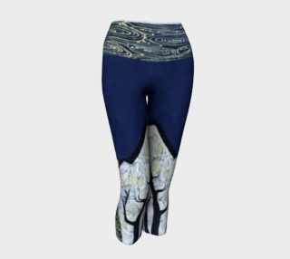 Lothlorien Yoga Capris preview