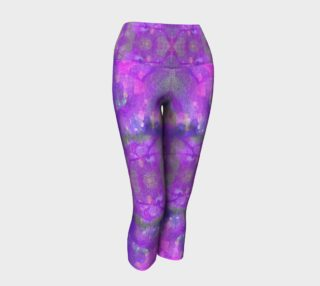 Desert Flower Yoga Capris preview