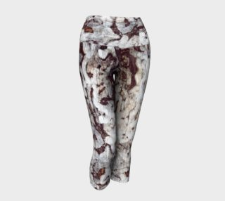 Abstract Tee Bark Capris preview