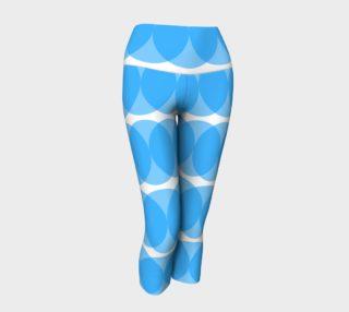 providan (blue) yoga capris preview