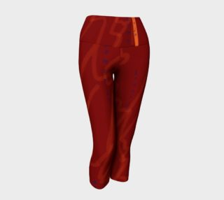 Yemanja Yoga Capris preview