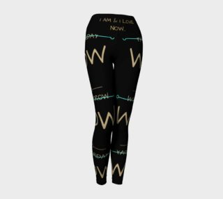 Aperçu de I AM - Yoga Leggings