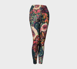 Aperçu de Good Things Ahead- Yoga Leggings