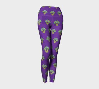 Aperçu de The Diamond Life Yoga Leggings