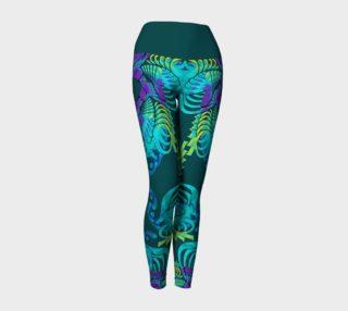Aperçu de Samudra Gyre Recaka Yoga Leggings