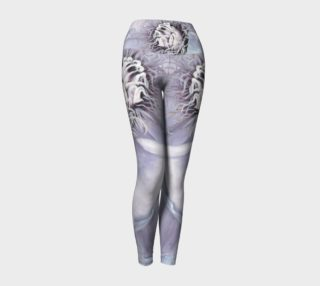 """""""Let There Be Light"""" Yoga Leggings preview"""