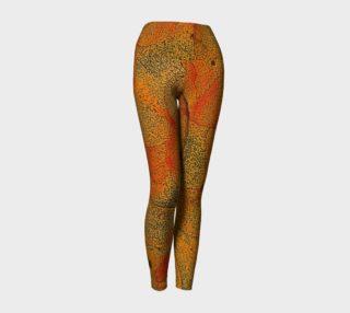 Rusty Women's Yoga Leggings preview